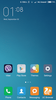 xolo one miui 7 2 - Unofficial Miui 7 Lollipop Ported Rom For YU YUREKA