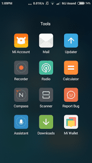 xolo one miui 7 6 - Unofficial Miui 7 Lollipop Ported Rom For YU YUREKA