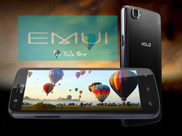 Emui 3.0 Xolo One Kitkat  - Unofficial Emui 3.0 Android Kitkat Rom For Xolo One