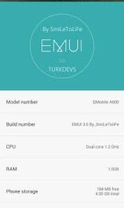 Emui 3.0 Micromax A116 6 180x300 - EMUI 3.0 Kitkat Custom Rom For Micromax A116