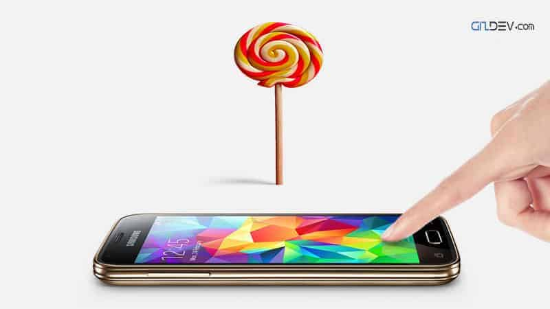 Update your galaxy s5 mini to lollipop android 5 1 1