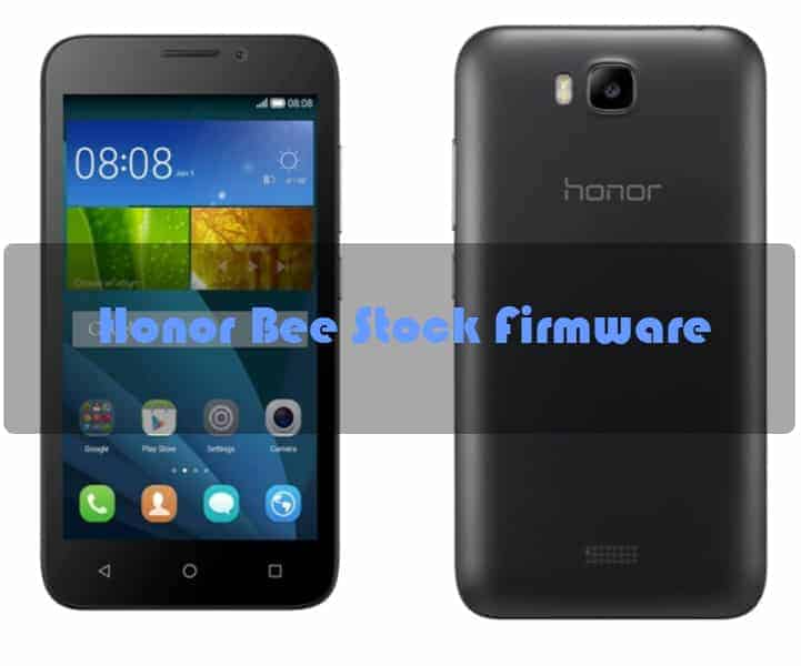 Honor-Bee-Firmware