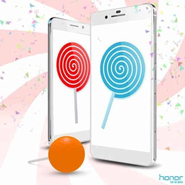 Honor 6 6 plus lollipop1 - Honor 6/ 6 Plus International Lollipop Emui 3.1 Stable Rom