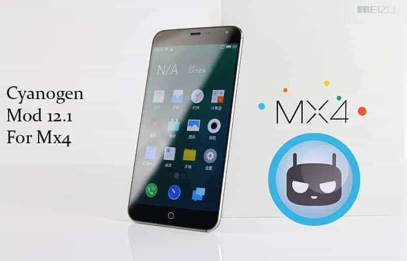 ROM For Meizu MX4