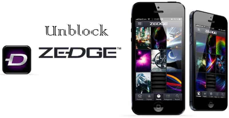 Unblock-Zedge