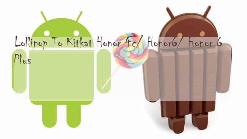 lollipop-kitkat-honor-6
