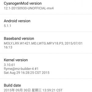 mx 4 cm 12 6 300x300 - CyanogenMod 12.1 Android Lollipop ROM For Meizu MX4