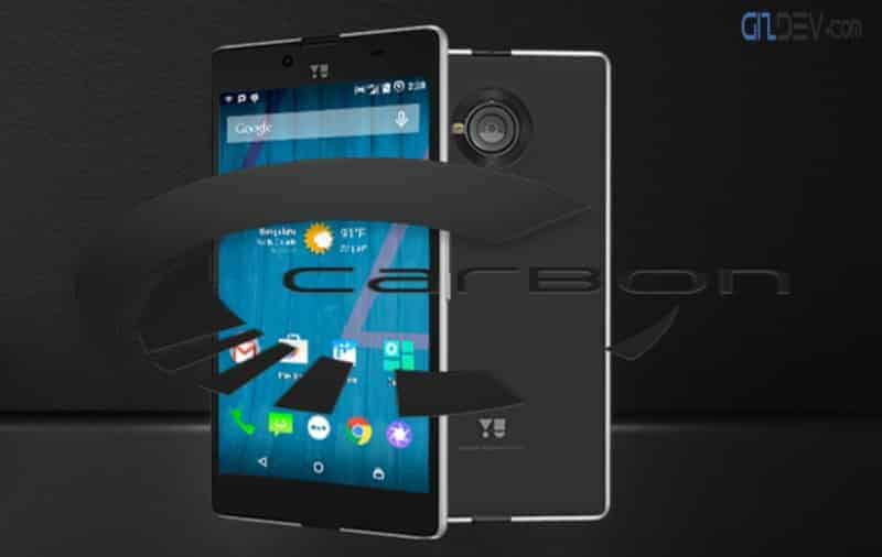 CARBON 5.1.1 YU Yuphoria - Unofficial Carbon Android 5.1.1 lolipop Rom For YU Yuphoria