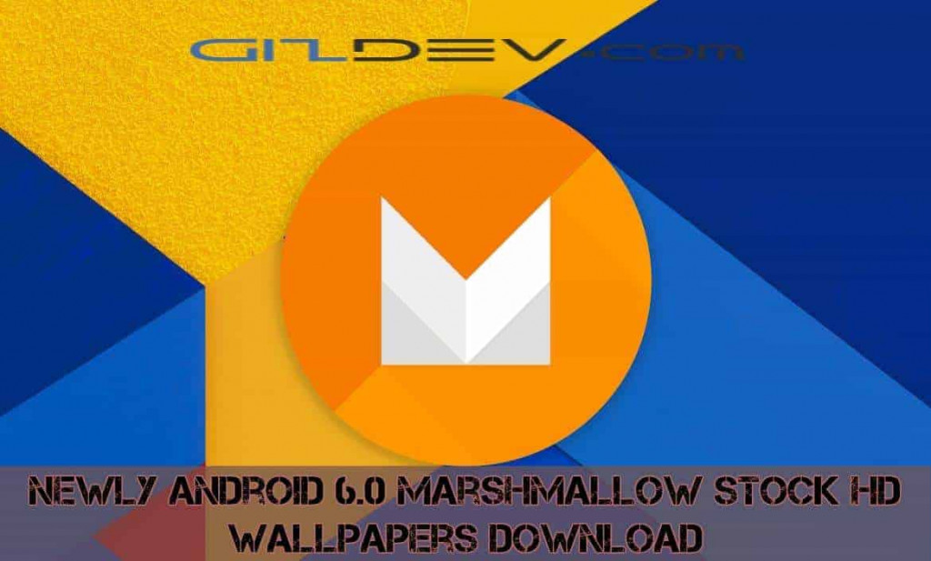 New Android 6.0 Wallpapers 1 1024x617 - Newly Android 6.0 Marshmallow Stock HD Wallpapers Download