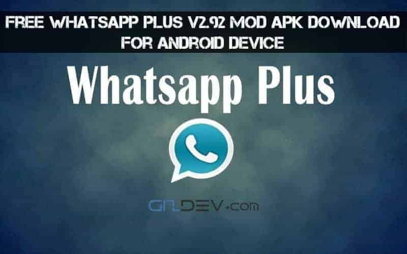 WhatsappPlus-Mod-Android