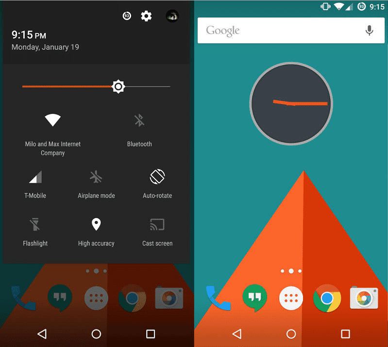 Rom] Android M CyanogenMod 13 For NOTE 4 SM-N910F & SM-N910G