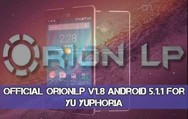 cyanogenmod installer logo 800 - [ROM] Official OrionLP V1.8 Android 5.1.1 For YU Yuphoria