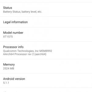 SlimRom Moto G 2015 2 300x300 - [ROM] SlimRom Lollipop Custom Rom For Moto G 2015
