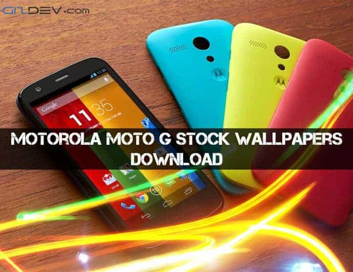 Motorola Moto G Stock Wallpapers Download