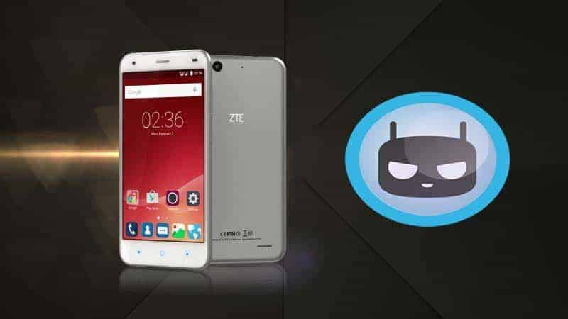 CM12.1 Lollipop ROM for ZTE Blade S6