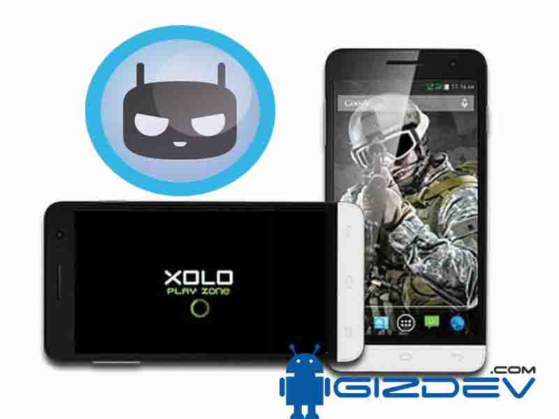 Cm 12.1 xolo play 8x 1100 - Cyanogenmod CM 12.1 Ported Stable Rom For Xolo Play 8x 1100