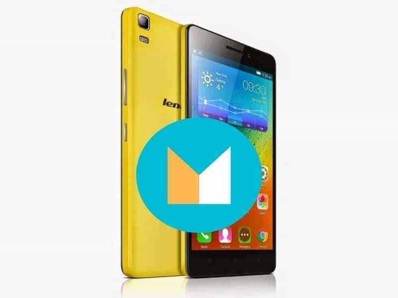 Android M 60 Vibe Ui 35 Custom Rom For Lenovo K3 Note