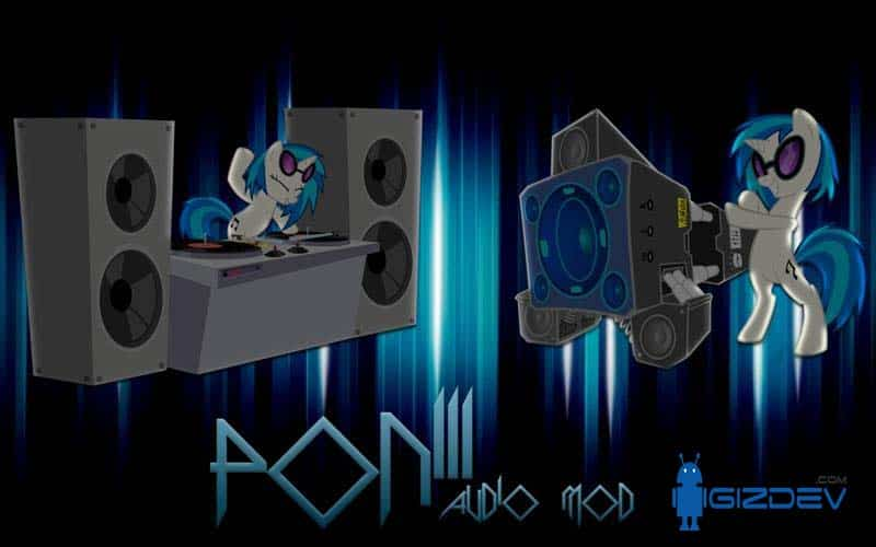 Pon-3 Audio Mod The ultimate Audio Mod