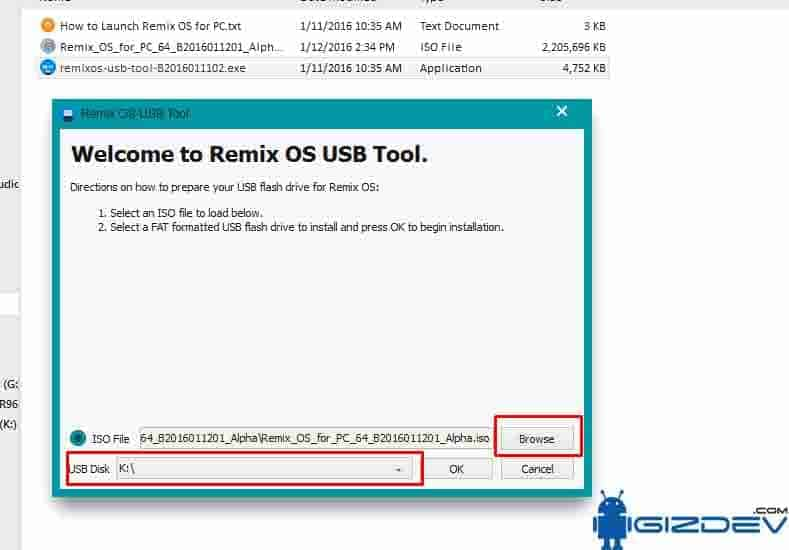Download remix os developer version android based os for pc s and