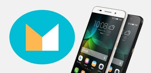 Android M Honor 4c - Install Stable Android M EMUI 4.0 B510 on Huawei Honor 4c