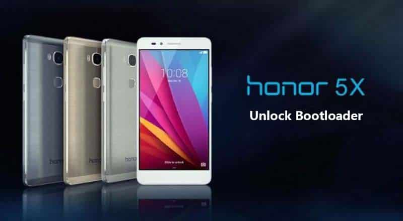 honor 5x Unlock Bootloader - Guide To Unlock Bootloader of Huawei Honor 5x for Rooting Twrp