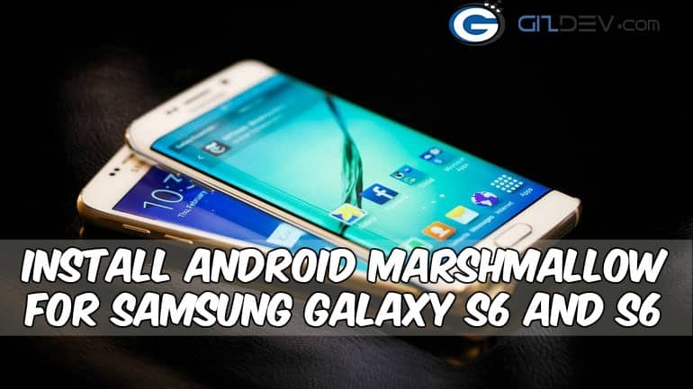 Galaxy S6 & S6-Android-Marshmallow (2)