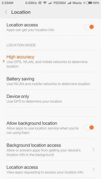 Mi Enbale Background Location - Unlock Bootloader Of Xiaomi Mi & Redmi Devices With Mi Unlock Tool