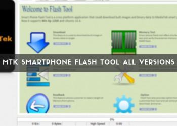 Latest MTK SP Flash Tool