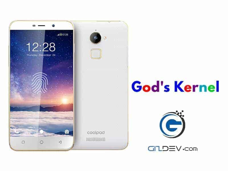 GODs Kernel Coolpad Note 3 gizdev