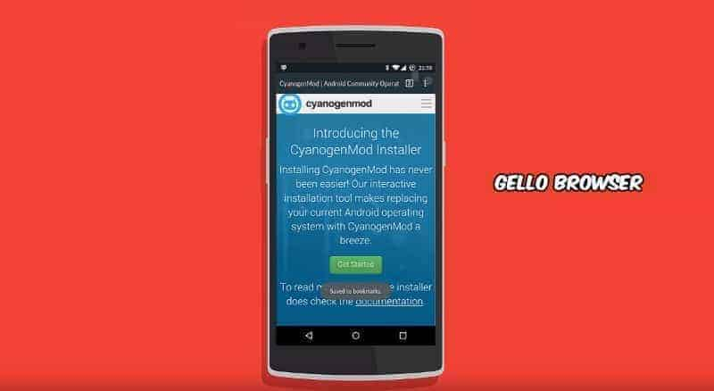 Gello Browser-apk