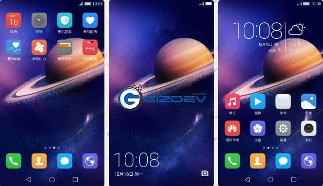 [Themes] Huawei Honor V8 Stock Themes for Emui 4.1 and