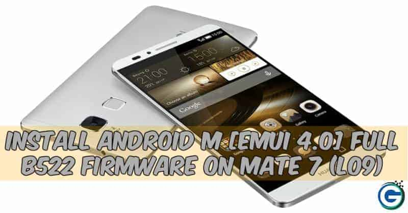 mate l stable android m rom details