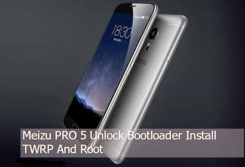 Root Meizu PRO 5 Android 6.0