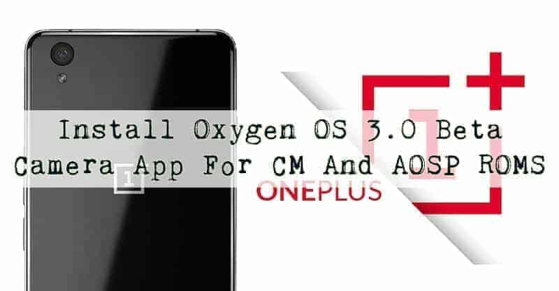OnePlus X OxygenOS 2.2.1 Featured Image