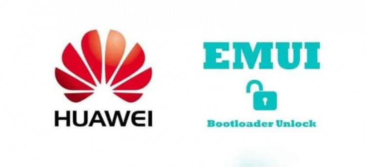 Unlock huawei bootloader