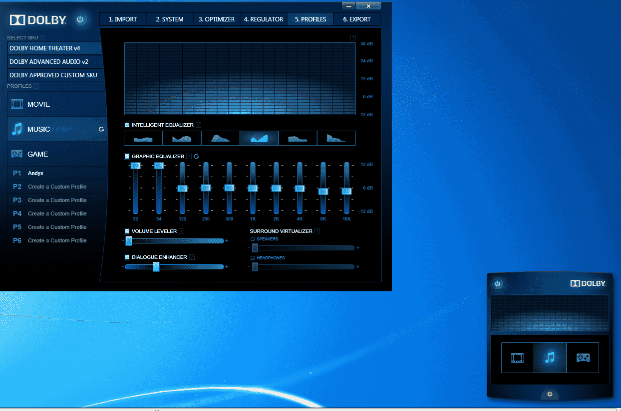 How To Install Dolby Home Theater v4 In Windows 7,8,10