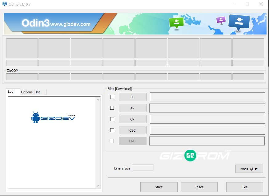 Download Samsung Odin Flash Tool All Versions and Guide