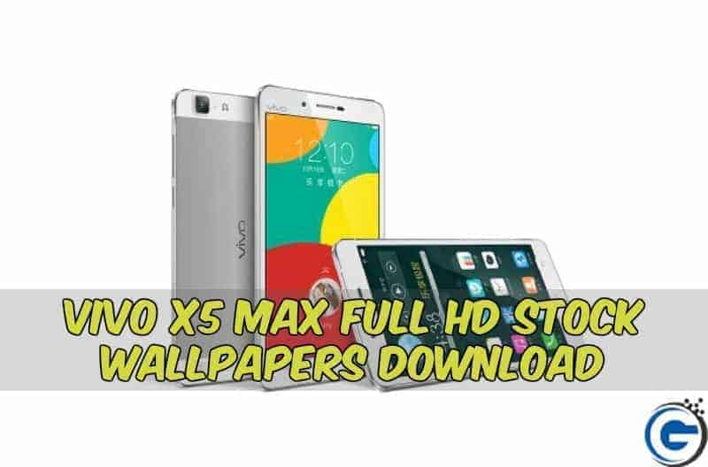 Vivo X5 Max Full HD Stock Wallpapers Download