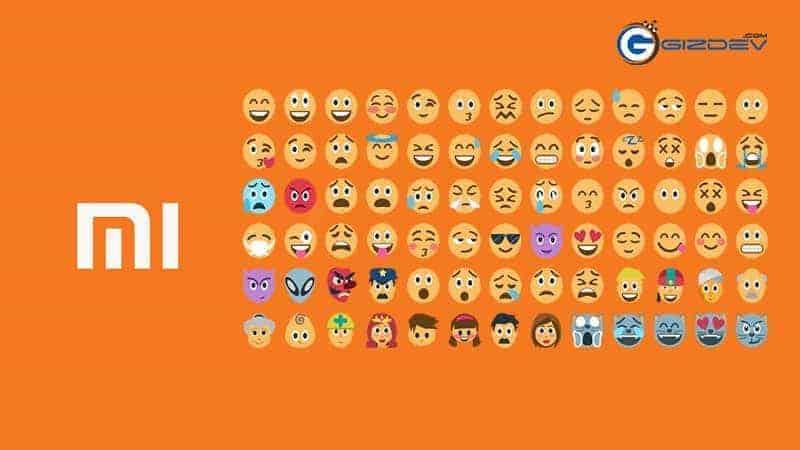 Install One Emoji On Xiaomi Miui Devices