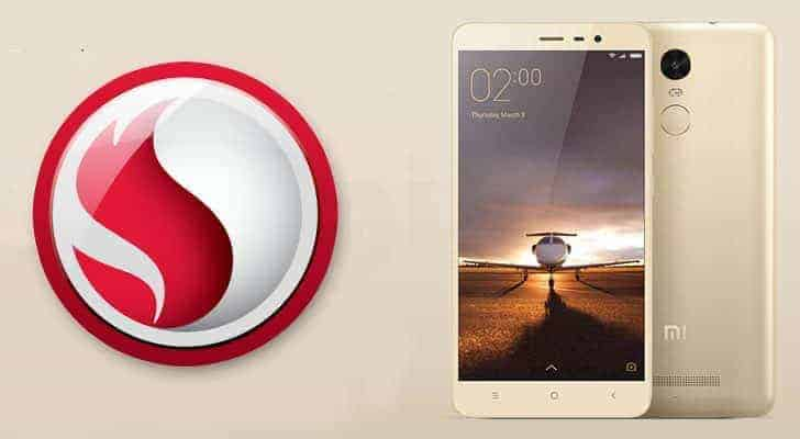 Install Snapdragon Camera on Redmi Note 3