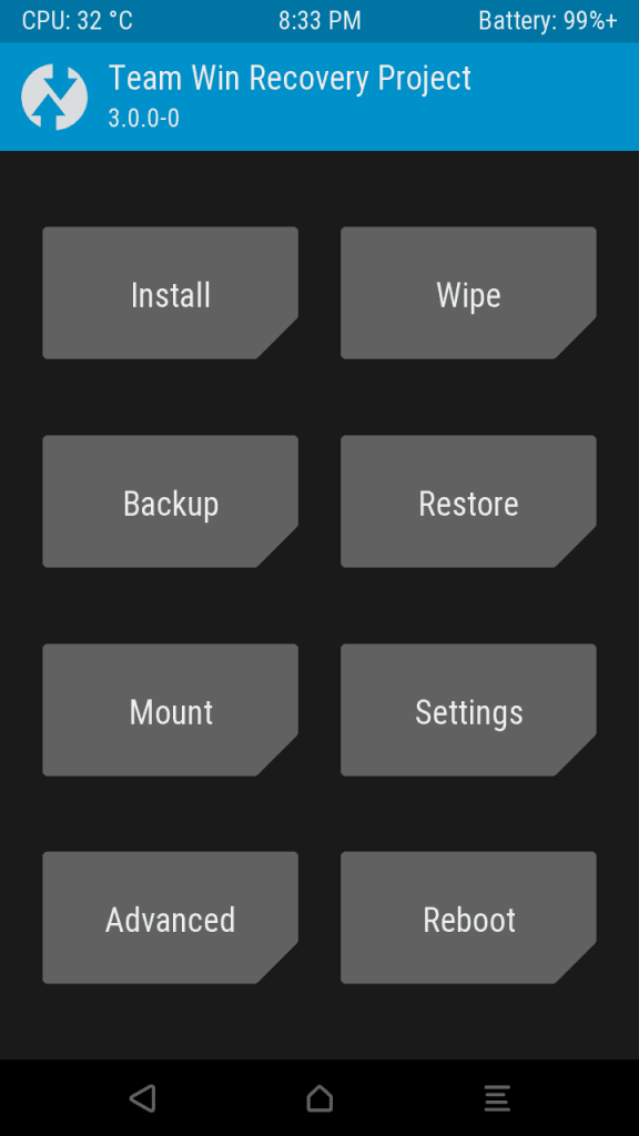 honor 4x twrp 3.0 576x1024 - Guide To Install TWRP 3.0 And Root Honor 4x In Emui 4.0