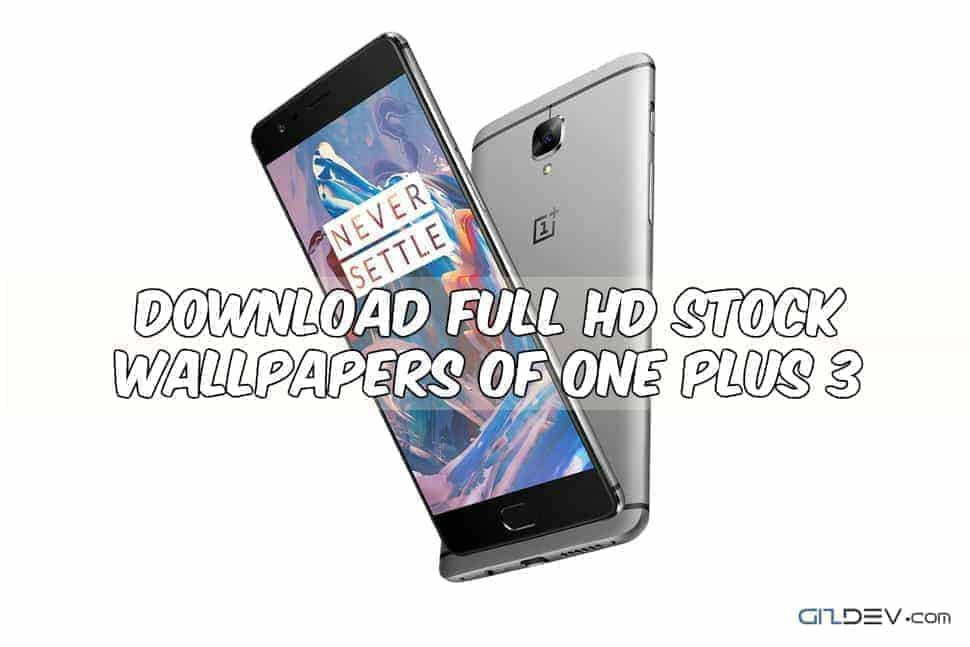 oneplus3 - Download Full HD Stock Wallpapers Of OnePlus 3