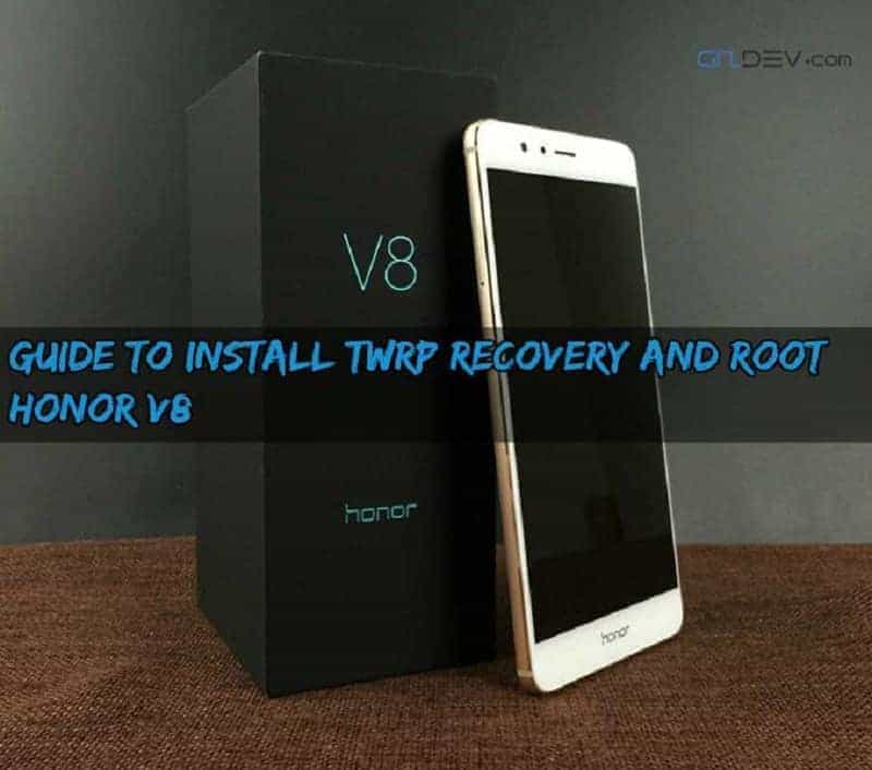 Root Honor V8
