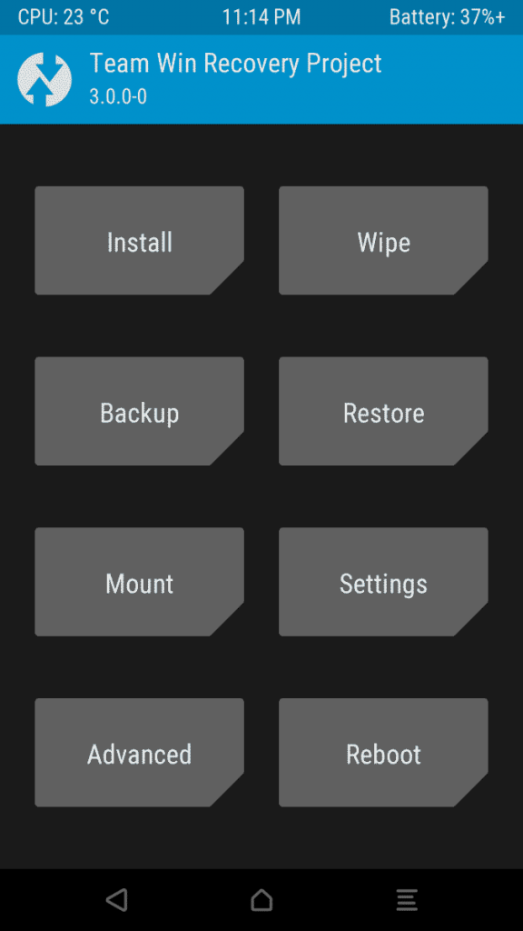 twr 3.0 galaxy j5 2 576x1024 - Guide To Install TWRP 3.0 And Root Samsung Galaxy J5 Android M
