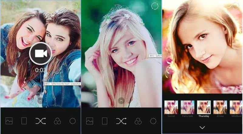 B612 camera android - Top Android Camera apps for Selfie and Photography (2016)
