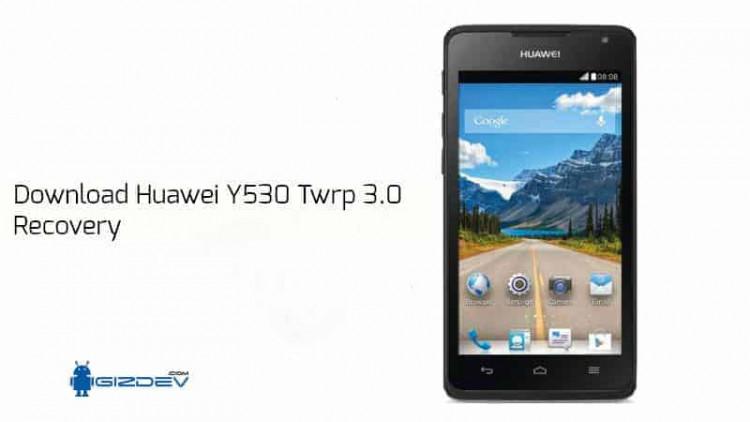 Huawei Y530 Twrp