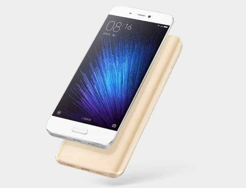 Mi Phones Xiaomi Mi5s gizdev