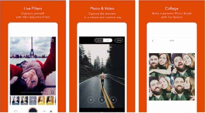 Retrica android - Top Android Camera apps for Selfie and Photography (2016)