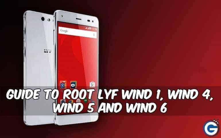Root LYF Wind 1 Wind 4 Wind 5 Wind 6