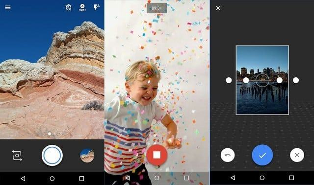 google camera android - Top Android Camera apps for Selfie and Photography (2016)